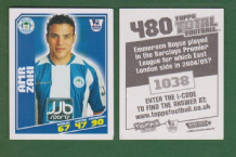 Wigan Athletic Amr Zaki Egypt 480